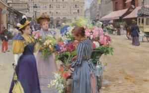 European Art auction at Christies