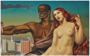 Un Autre XXème Siècle: les art auction at Christies