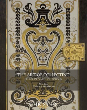 The Art of Collecting: Three P auction at Christies