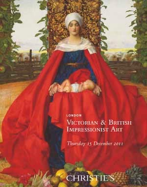 Victorian & British Impression auction at Christies