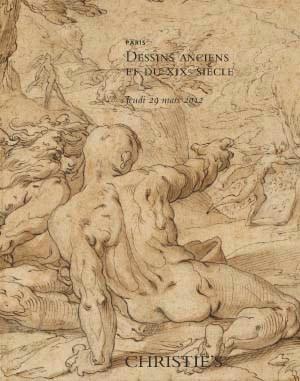 Dessins Anciens et du XIXème S auction at Christies