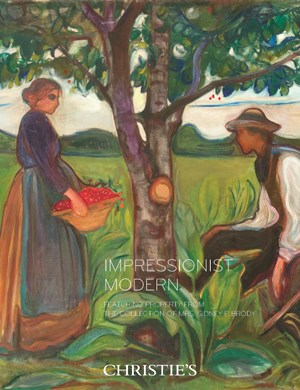 Impressionist/ Modern Evening  auction at Christies