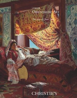 Orientalist Art auction at Christies