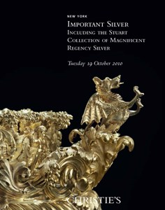 Important Silver Including The auction at Christies