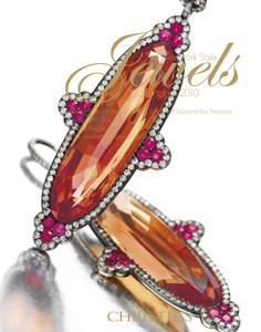 Jewels: The New York Sale  Inc auction at Christies