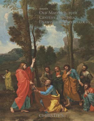 Old Masters & 19th Century Pai auction at Christies