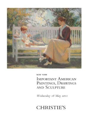 Important American Paintings,  auction at Christies