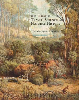 Travel, Science and Natural Hi auction at Christies