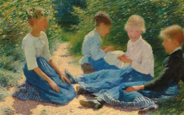 British Impressionism auction at Christies