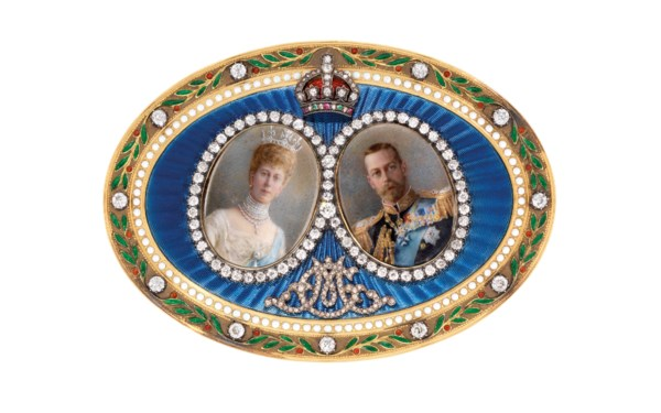 Property from descendants of T auction at Christies