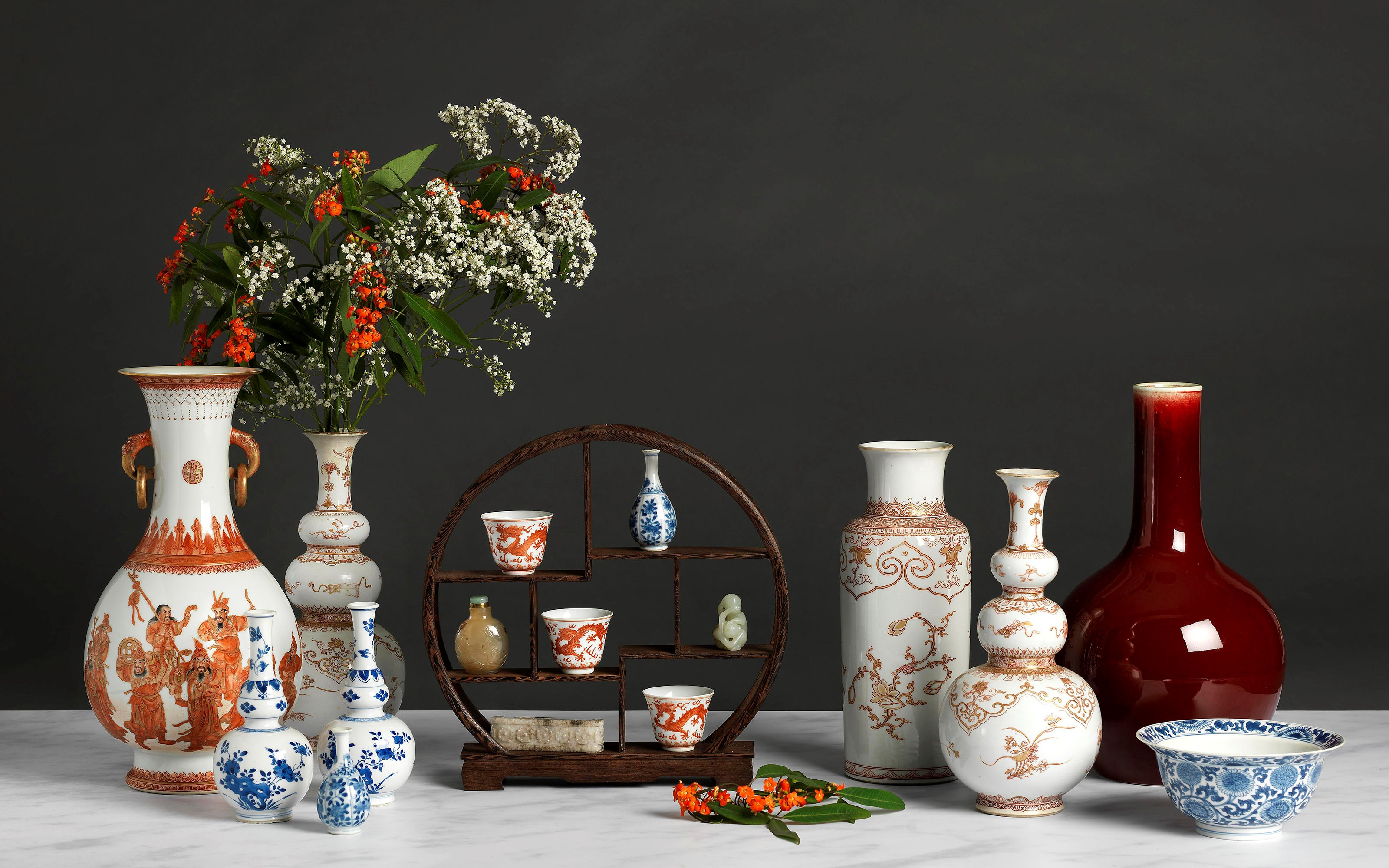 The Art of China: Spring Editi auction at Christies