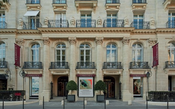 Collection du Commandant Weill auction at Christies