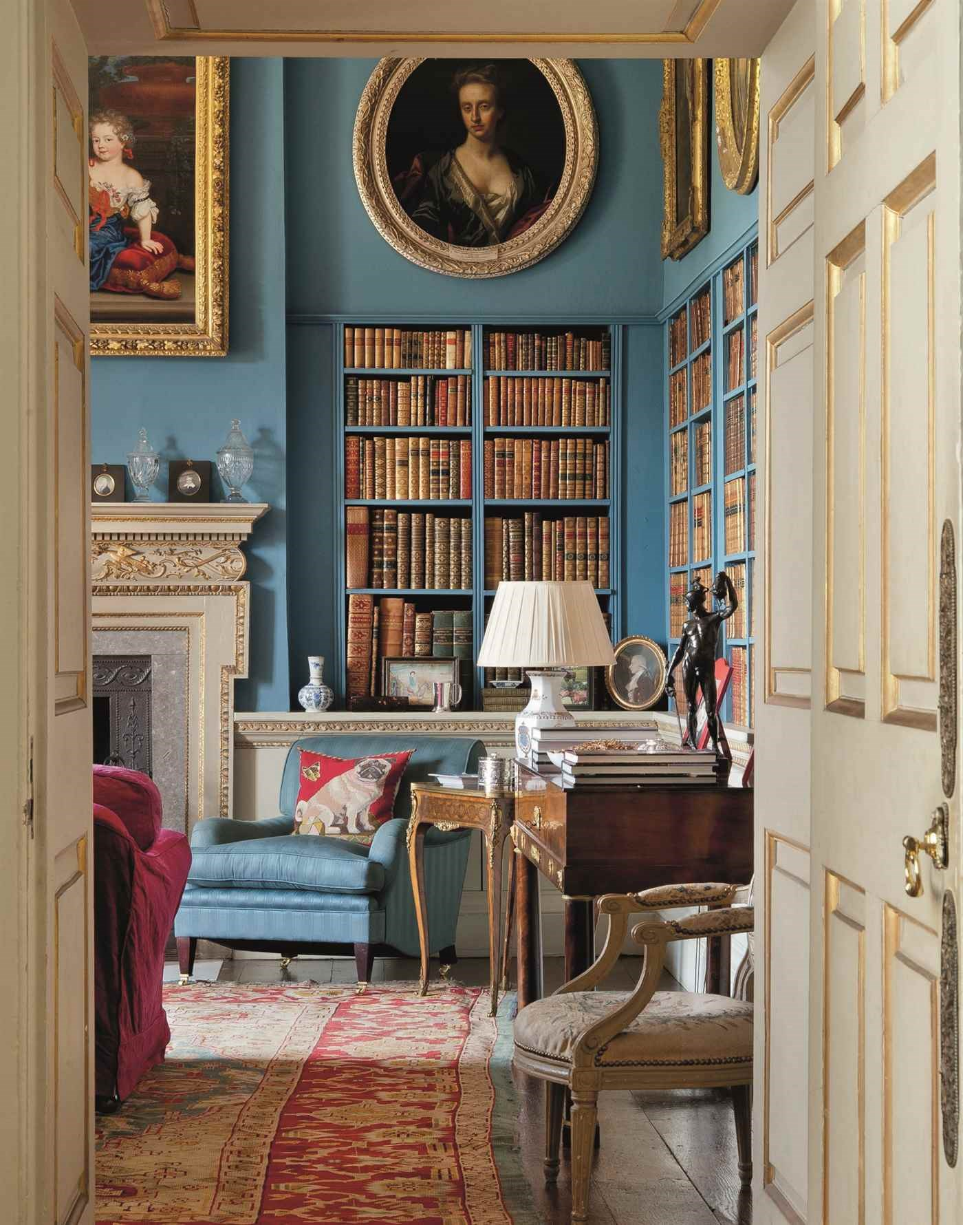 Linley Hall, Shropshire: A Sel auction at Christies