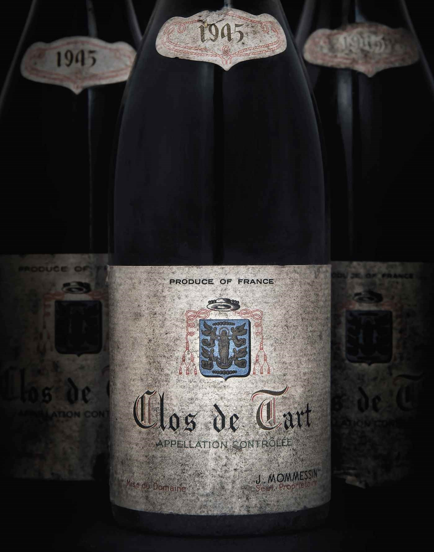 Fine and Rare Wines from The A auction at Christies