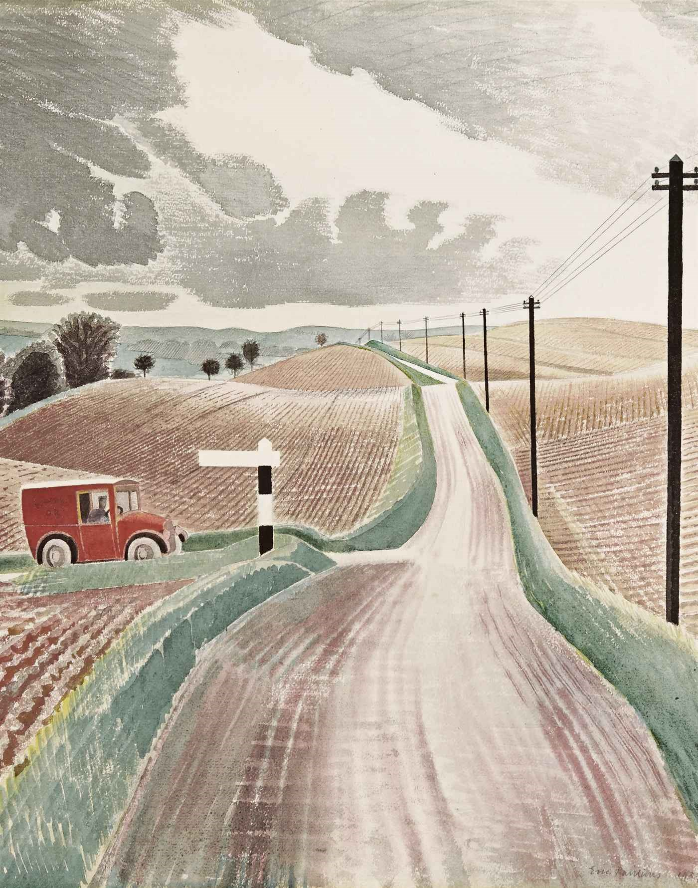 Modern British & Irish Art Day auction at Christies