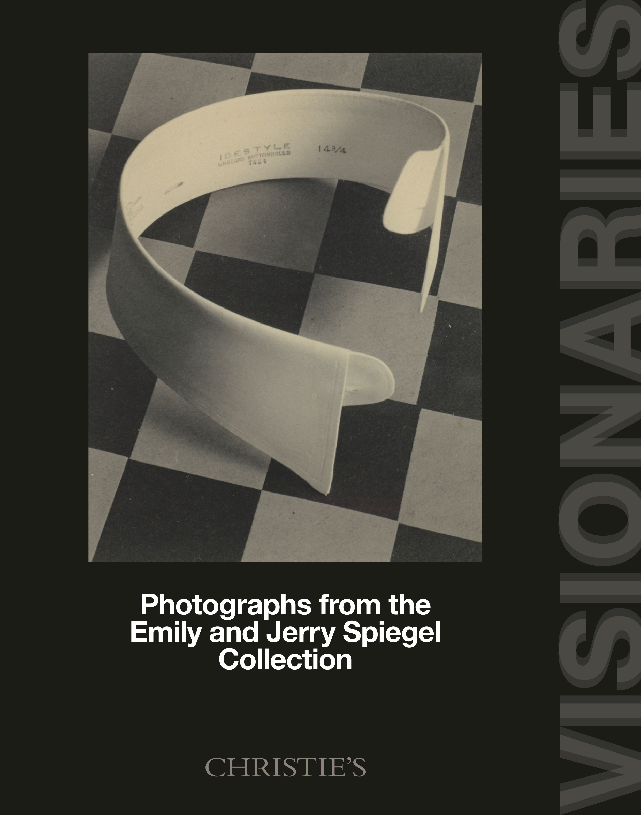 Visionaries: Photographs from  auction at Christies