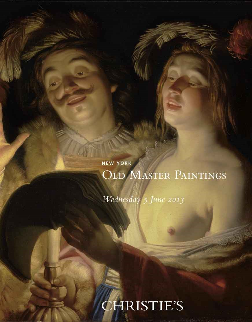 Old Master Paintings auction at Christies