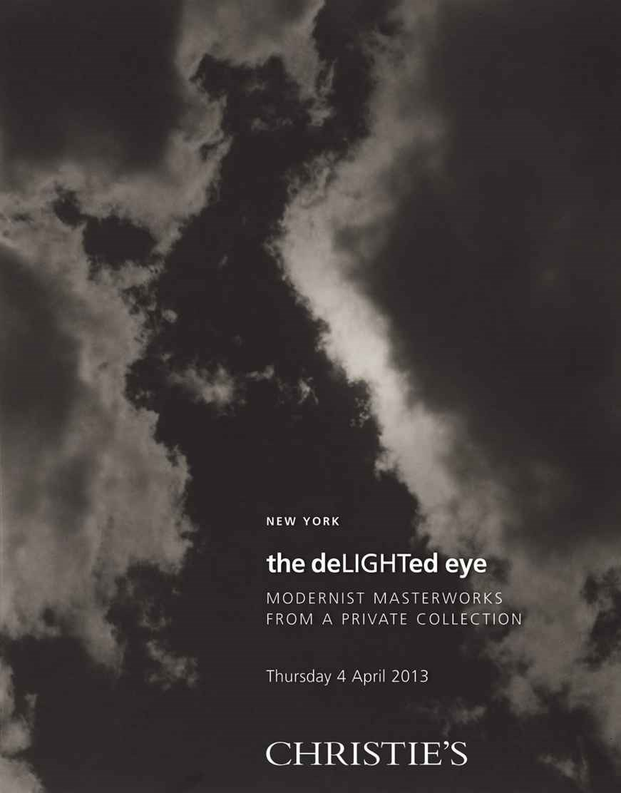 the deLIGHTed eye: Modernist M auction at Christies