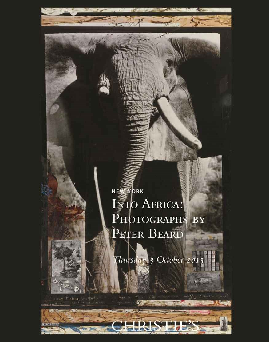 Into Africa: Photographs by Pe auction at Christies