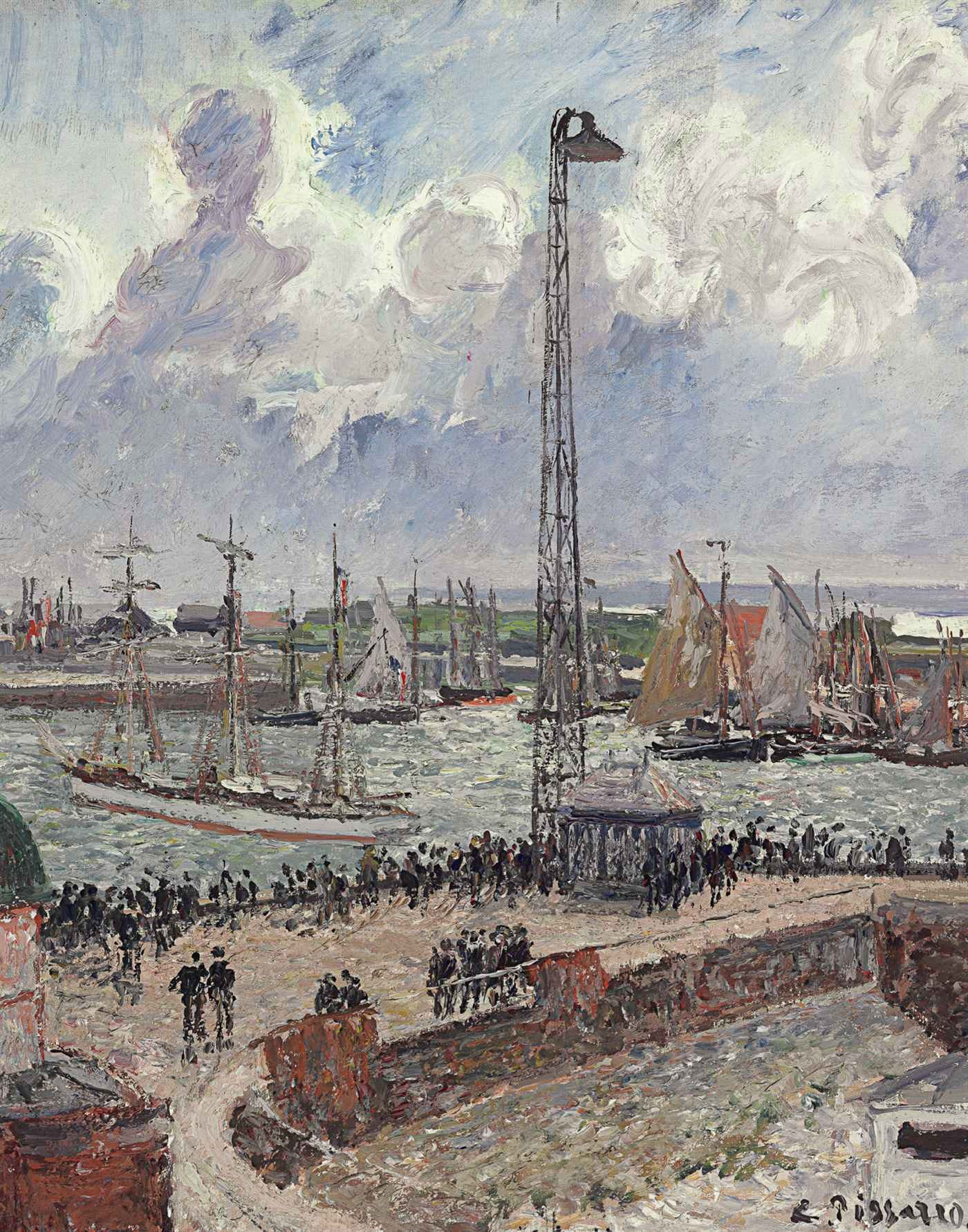 Impressionist & Modern Day Sal auction at Christies