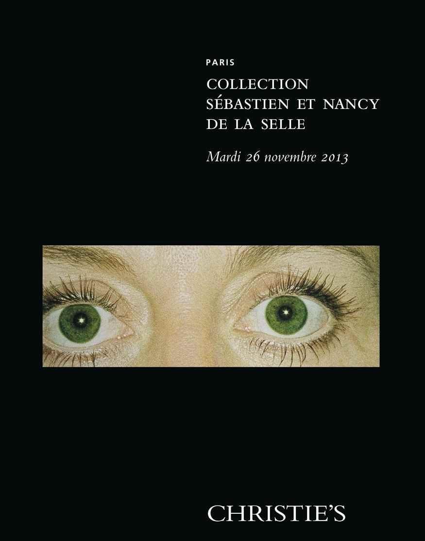 Collection Sébastien et Nancy  auction at Christies